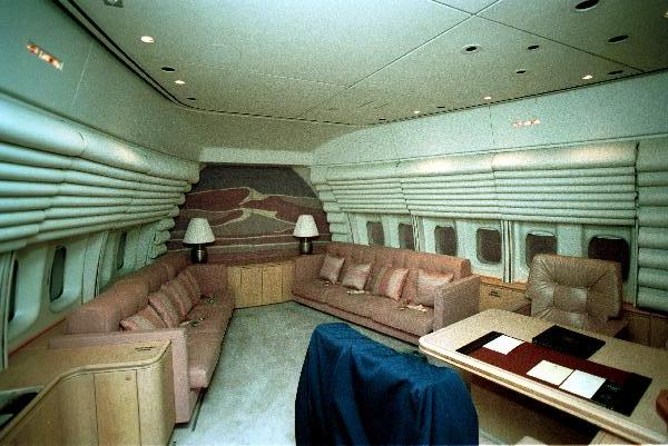 The gallery for air force one interior bedroom Air force one interior